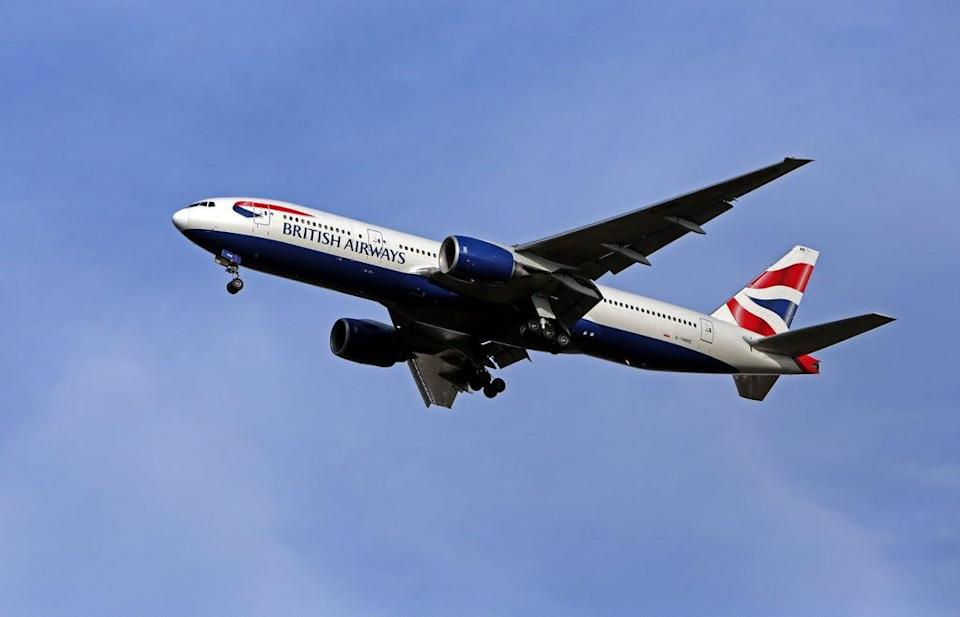 The US has been off-limits to those travelling from the UK since March 2020 (PA)