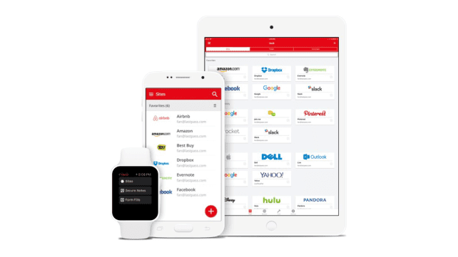 LastPass lets you keep track of all your passwords across multiple devices, for free.