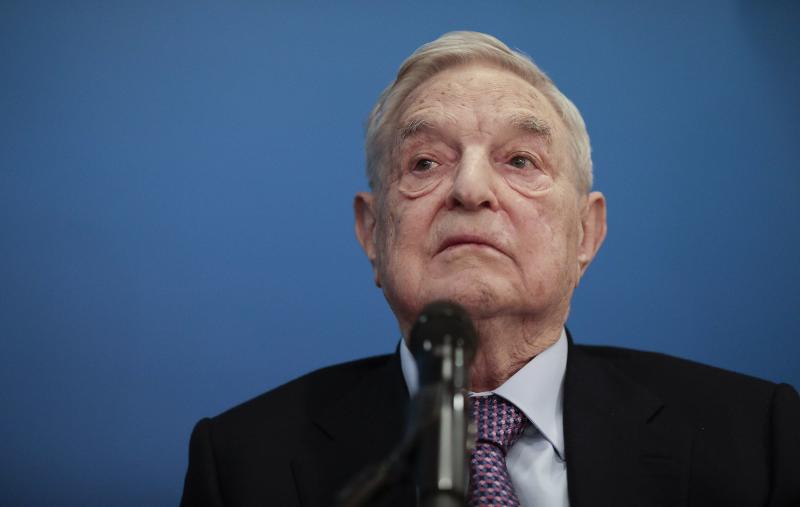 George Soros says Britain's next election could cancel the UK's divorce with the EU