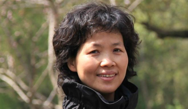 """Shi Zhengli is China's top virologist and is called the """"Chinese batwoman"""" for her work with bat viruses. Photo: Baidu"""
