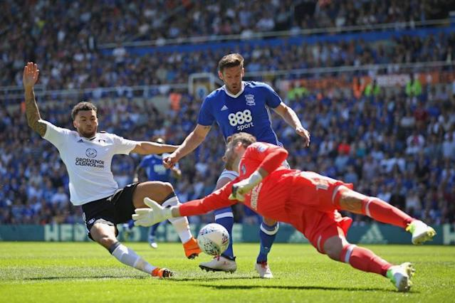Birmingham City vs Fulham LIVE: Championship 2017-18 latest score, goal updates, TV, online, team news, line-ups, table and promotion predictions