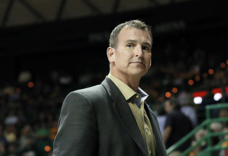 Baylor athletic director Mack Rhoades