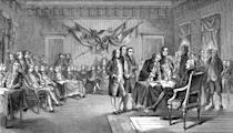 """<p>Even though the written Declaration of Independence was dated and approved on July 4, the National Archives notes that <a href=""""https://www.archives.gov/press/press-releases/2005/nr05-83.html"""" rel=""""nofollow noopener"""" target=""""_blank"""" data-ylk=""""slk:the Second Continental Congress voted for independence"""" class=""""link rapid-noclick-resp"""">the Second Continental Congress voted for independence</a> from Great Britain on July 2, 1776. In fact, the finalized copy of the document wasn't signed by Congress members until a month later on August 2, 1776. </p><p>Furthermore, in a letter to his wife Abigail, John Adams predicted <a href=""""http://www.masshist.org/digitaladams/archive/doc?id=L17760703jasecond"""" rel=""""nofollow noopener"""" target=""""_blank"""" data-ylk=""""slk:July 2 would mark the day of American's independence"""" class=""""link rapid-noclick-resp"""">July 2 would mark the day of American's independence</a>, but July 4 ended up becoming the official day of celebration. <br></p>"""