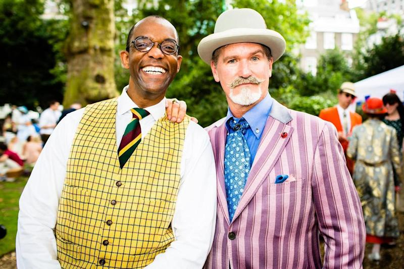 Dapper: The Chap Olympiad returns for another year