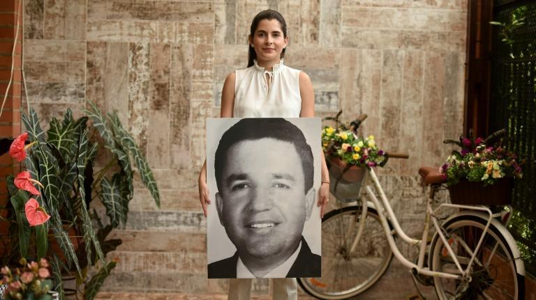 Juliana Orozco was eight years old when her father, departmental lawmaker Nacianceno Orozco was kidnapped by FARC rebels in Cali on April 11, 2002