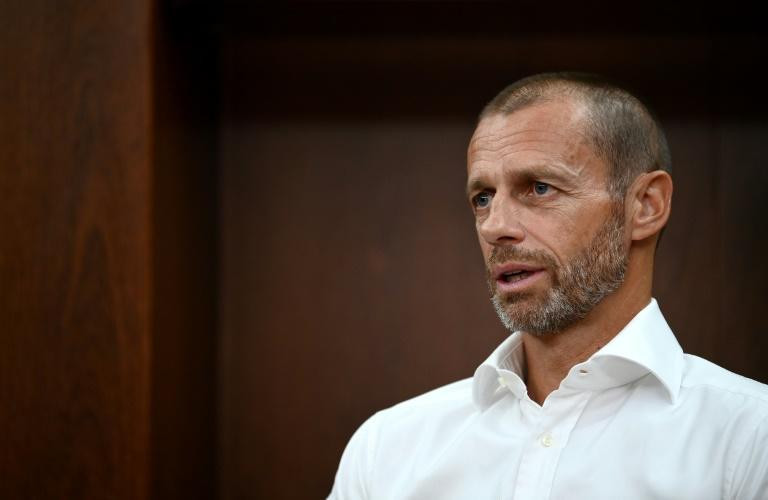 UEFA president Aleksander Ceferin has said the Champions League 'Final Eight' format will not be repeated in future