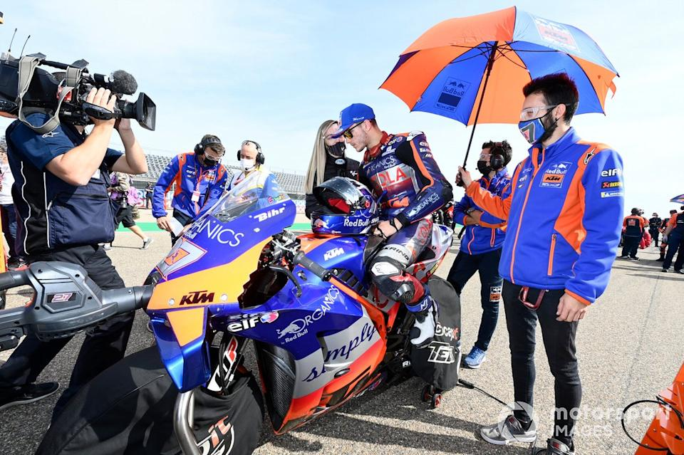 "Iker Lecuona, Red Bull KTM Tech 3<span class=""copyright"">Gold and Goose / Motorsport Images</span>"