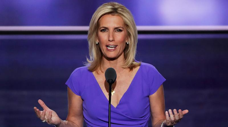 Advertisers May Be Fleeing, But Fox News Is Sticking With Laura Ingraham