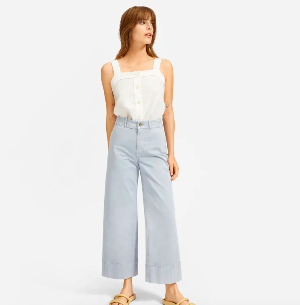 Everlane's new releases are perfect for warm weather