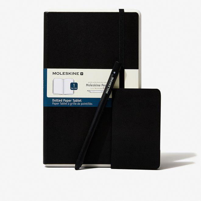 """<p><strong>Moleskine</strong></p><p>bespokepost.com</p><p><strong>$159.00</strong></p><p><a href=""""https://go.redirectingat.com?id=74968X1596630&url=https%3A%2F%2Fwww.bespokepost.com%2Fstore%2Fmoleskine-smart-note-set%3FclickId%3DWnBVlzS9kxyORV0wUx0Mo38qUkEzUSSxzSnDxQ0%26a%3Da_impactradius&sref=https%3A%2F%2Fwww.elledecor.com%2Fshopping%2Fg34645990%2Ftech-gift-guide-2020%2F"""" rel=""""nofollow noopener"""" target=""""_blank"""" data-ylk=""""slk:Shop Now"""" class=""""link rapid-noclick-resp"""">Shop Now</a></p><p>With bluetooth technology, this Moleskine set syncs what you write on paper with the corresponding Moleskine app on your phone or tablet. Meaning, your notes are still always at your fingertips, even if your notebook gets lost or forgotten.</p>"""