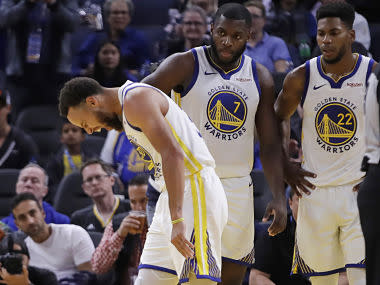 NBA: Golden State Warriors star Stephen Curry to miss at least three months of action after fracturing left hand
