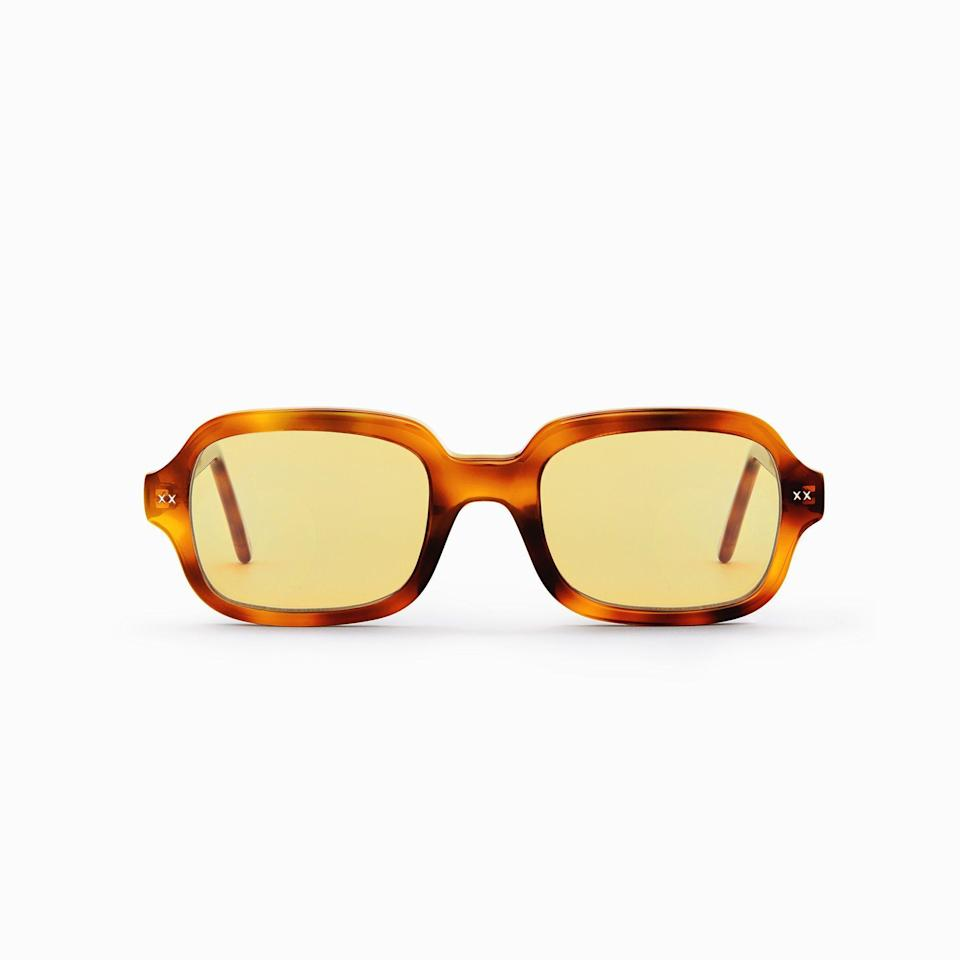 """<p><strong>Lexxola</strong></p><p>lexxola.com</p><p><strong>£190.00</strong></p><p><a href=""""https://lexxola.com/collections/all/products/jordy-tortoise-yellow"""" rel=""""nofollow noopener"""" target=""""_blank"""" data-ylk=""""slk:Shop Now"""" class=""""link rapid-noclick-resp"""">Shop Now</a></p><p>A new pair of sunglasses for all the new sights they'll be seeing.</p>"""