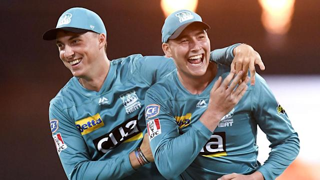 There were calls for a rule change after Matt Renshaw produced a moment of brilliance to end Matthew Wade's first knock of the BBL.