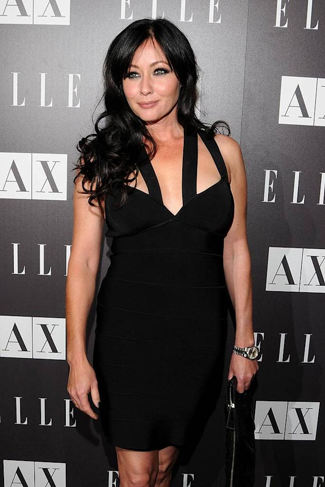"""April 12: Shannen Doherty turns 40 Mark Sullivan/<a href=""""http://www.wireimage.com"""" target=""""new"""">WireImage.com</a> - May 25, 2010"""