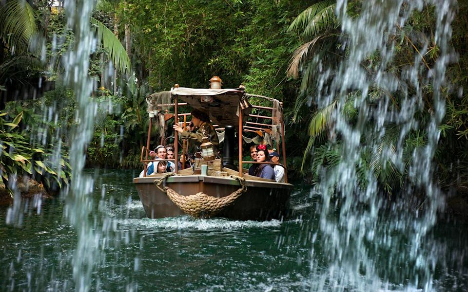 Disneyland's Jungle Cruise has been criticised for its stereotyping - M2 Photography / Alamy Stock Photo