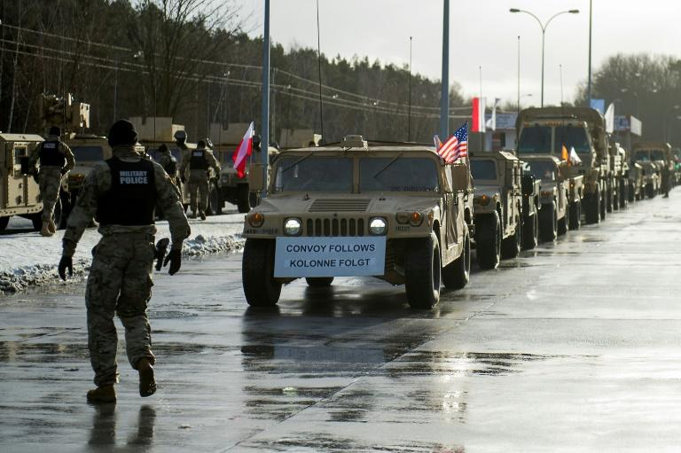 Russia: US military presence in Poland is a threat
