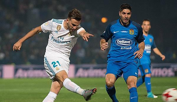 International: Real Madrid gegen Fuenlabrada live