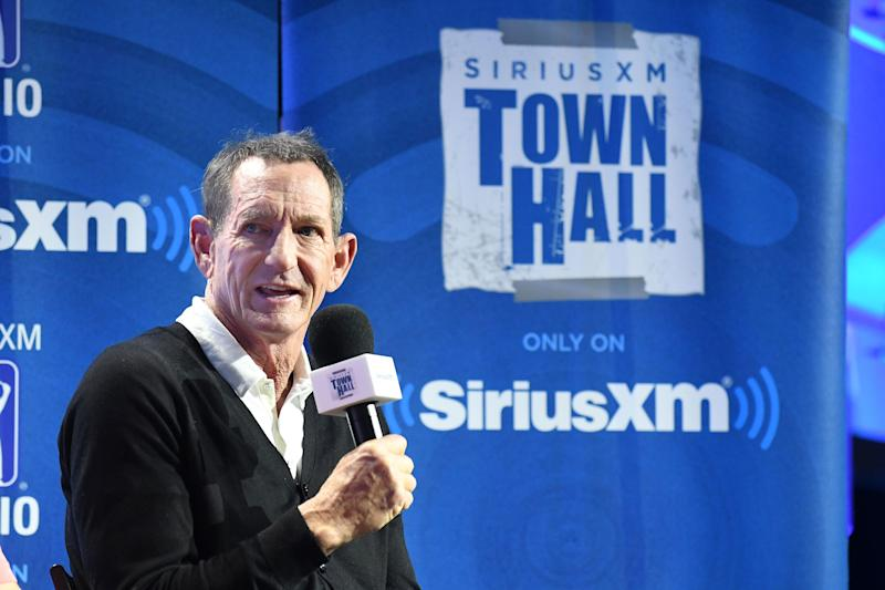 Hank Haney on the SiriusXM Town Hall at the 2019 PGA Merchandise Show.