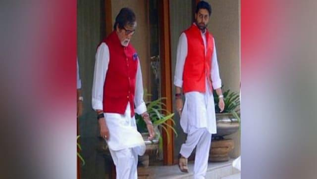 Amitabh Bachchan, Abhishek test COVID-19 positive: political leaders, fans and Bollywood actors wish speedy recovery