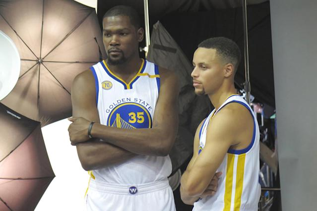Durant chose to leave millions on the table. Now, that choice could pay off.