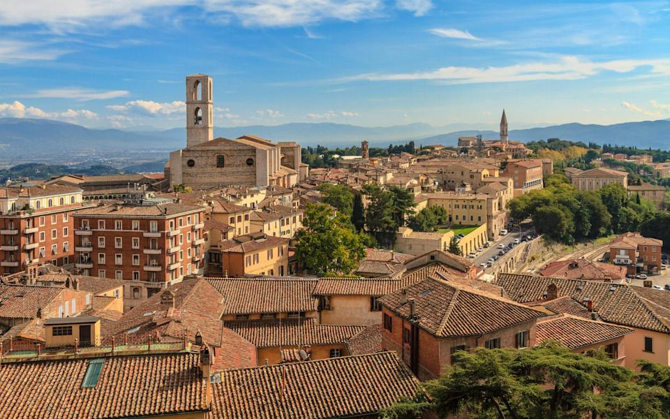 Perugia - Getty