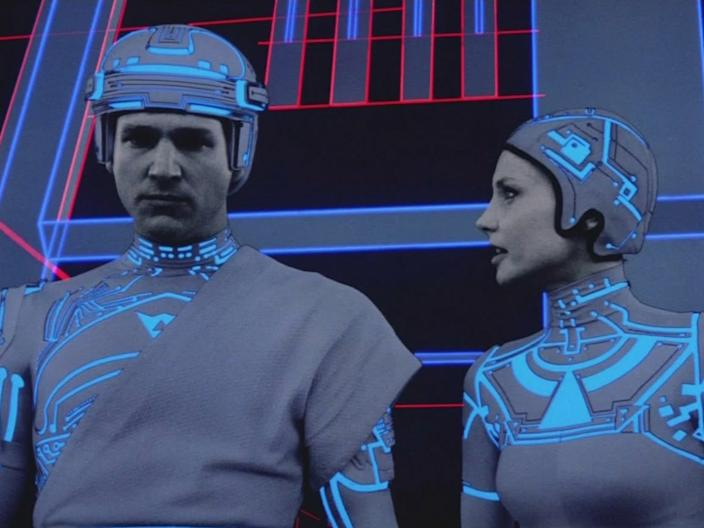 tron 1982 movie