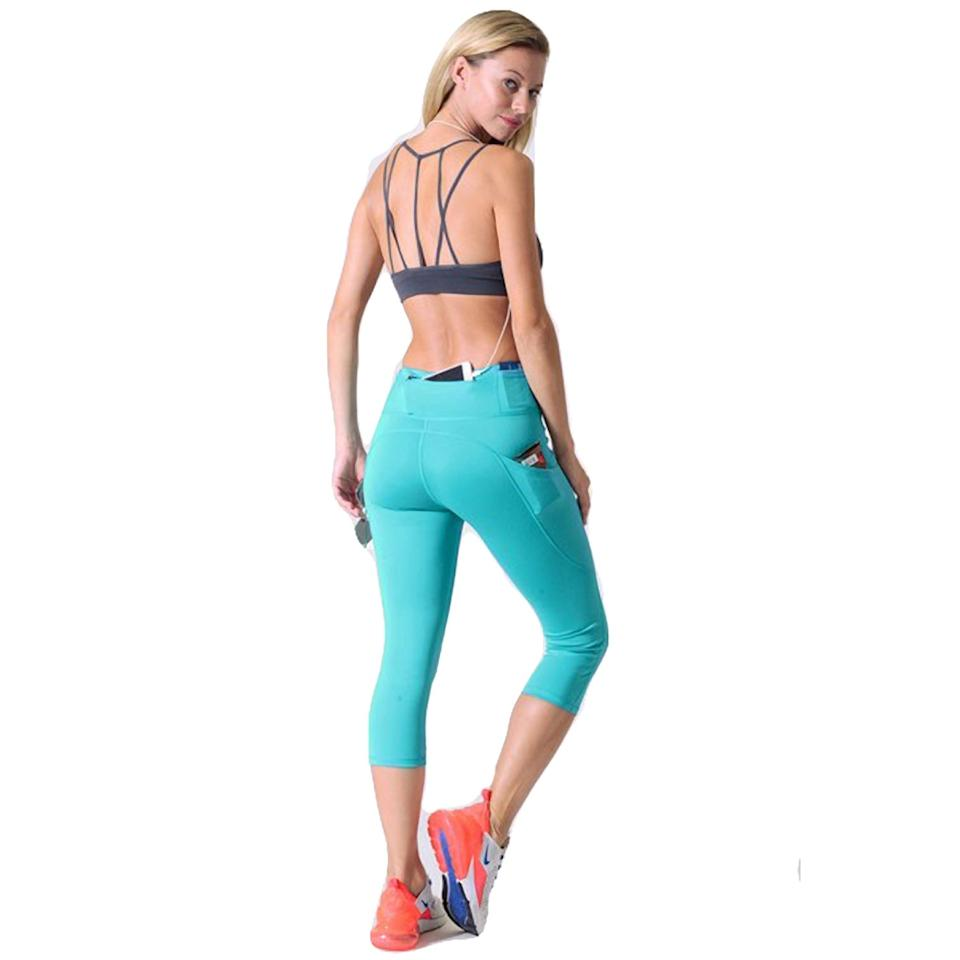 """<h3>HoneyComfy Pocket Performance Capri Leggings </h3><br><br>Pockets on pockets: These nylon, capri-style leggings come equipped with two exterior side pockets, one exterior back zipper-pocket, and an interior waistband pocket, too. As one reviewer put it, """"These were great quality workout leggings! So many pockets!""""<br><br><strong>HoneyComfy</strong> Side Pocket Performance Capri Leggings, $, available at <a href=""""https://go.skimresources.com/?id=30283X879131&url=https%3A%2F%2Fwww.walmart.com%2Fip%2FSide-Pocket-Performance-Capri-Leggings%2F499199070"""" rel=""""nofollow noopener"""" target=""""_blank"""" data-ylk=""""slk:Walmart"""" class=""""link rapid-noclick-resp"""">Walmart</a>"""