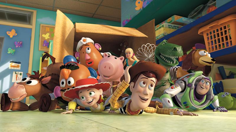 'Toy Story 3' ended the 'Toy Story' franchise until 'Toy Story 4' came along (Photo: Buena Vista Pictures/courtesy Everett Collection)