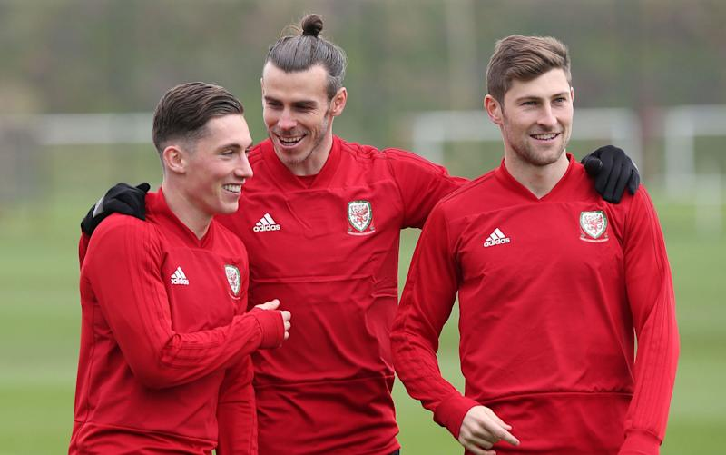 Gareth Bale is happy to have returned to his national set-up - Manchester United