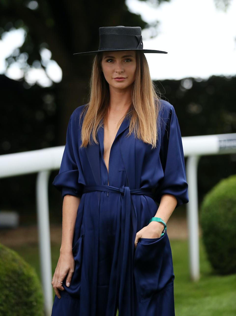 Millie Mackintosh has said she has been on 'cloud nine' since welcoming her daughter. (PA Images)