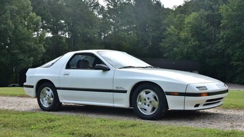 Live Out Your '80s JDM Dreams In This 1987 Mazda RX-7