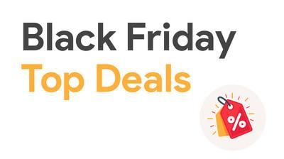 Black Friday 2019 Top Deals Logo