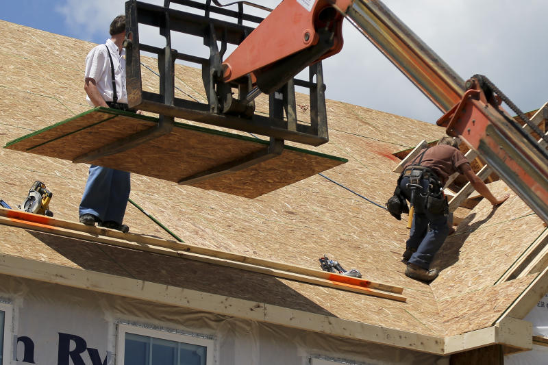 U.S. new home sales rise 2.9 per cent in May