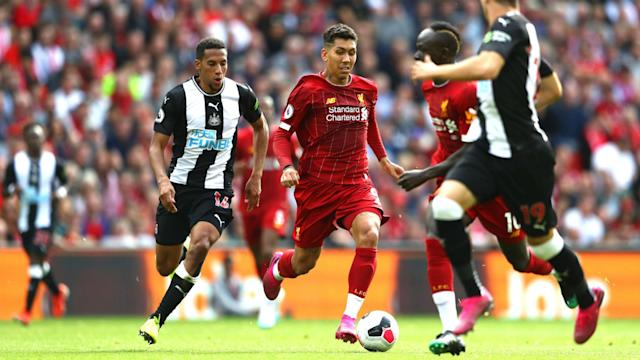 Roberto Firmino impressed off the bench as Liverpool beat Newcastle United 3-1 and Virgil van Dijk was complimentary of the Brazil star.