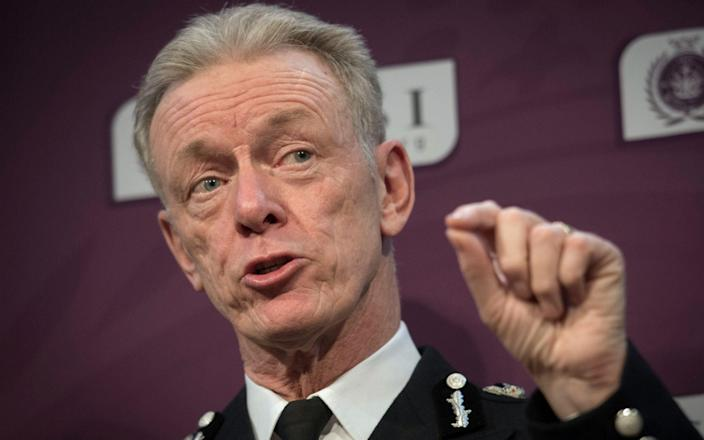 Lord Hogan-Howe was a paid adviser to Greensill while working in Whitehall - PA