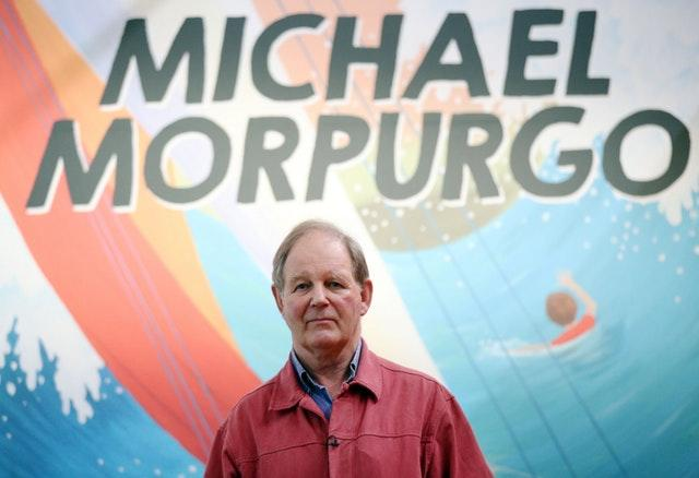Author and playwright Sir Michael Morpurgo