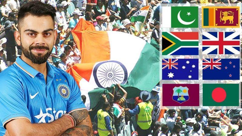 Virat Kohli has become the captain of the Indian team in all 3 formats