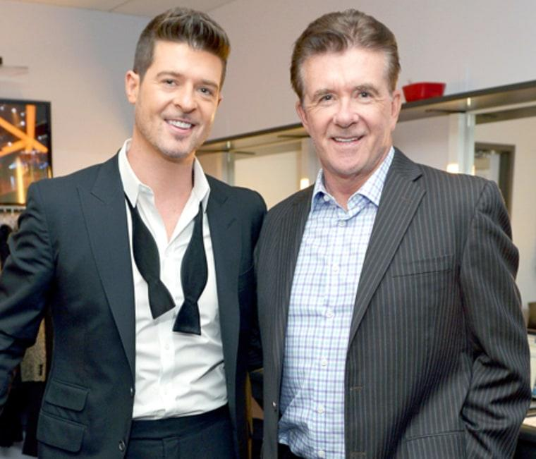 Robin Thicke Remembers Father Alan Thicke After His Sudden Death: 'Greatest Man I Ever Met'