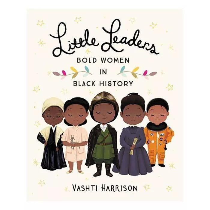 "<p><b><a href=""https://www.popsugar.com/buy/Little-Leaders-Bold-Women-Black-History-579404?p_name=Little%20Leaders%20%3A%20Bold%20Women%20in%20Black%20History&retailer=amazon.com&pid=579404&evar1=moms%3Aus&evar9=47521156&evar98=https%3A%2F%2Fwww.popsugar.com%2Fphoto-gallery%2F47521156%2Fimage%2F47521529%2FAges-4-6-Little-Leaders-Bold-Women-in-Black-History&prop13=api&pdata=1"" class=""link rapid-noclick-resp"" rel=""nofollow noopener"" target=""_blank"" data-ylk=""slk:Little Leaders : Bold Women in Black History"">Little Leaders : Bold Women in Black History</a></b> ($11) is an important book that tells the stories of black trailblazers in American history. Harrison has also written <b><a href=""https://www.popsugar.com/buy/Little-Leaders-Exceptional-Men-Black-History-579405?p_name=Little%20Leaders%20%3A%20Exceptional%20Men%20in%20Black%20History&retailer=amazon.com&pid=579405&evar1=moms%3Aus&evar9=47521156&evar98=https%3A%2F%2Fwww.popsugar.com%2Fphoto-gallery%2F47521156%2Fimage%2F47521529%2FAges-4-6-Little-Leaders-Bold-Women-in-Black-History&prop13=api&pdata=1"" class=""link rapid-noclick-resp"" rel=""nofollow noopener"" target=""_blank"" data-ylk=""slk:Little Leaders : Exceptional Men in Black History"">Little Leaders : Exceptional Men in Black History</a></b> ($13), that is worth picking up as well.</p>"