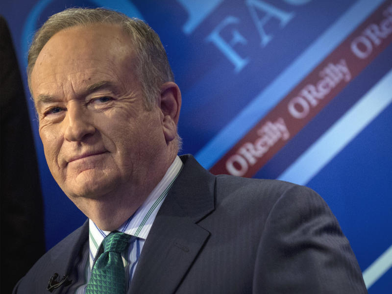 Fox News Channel host Bill O'Reilly: REUTERS