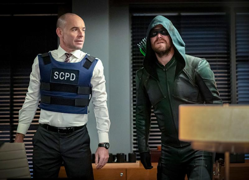 Arrow recap: Oliver vs. the final stage of grief