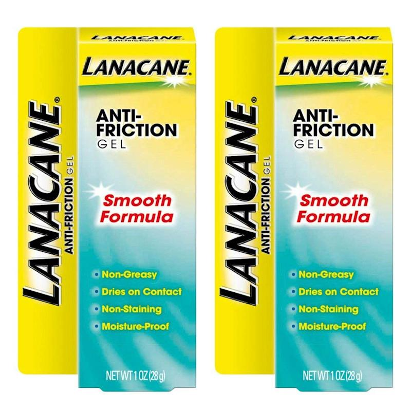 Lanacane, Anti-Chafing Gel, Anti-Friction Formula Soothes & Prevents Chafing