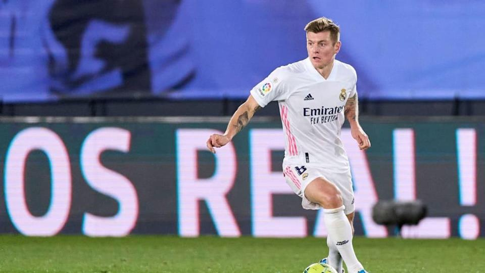 Toni Kroos, metronomo del Real Madrid | Quality Sport Images/Getty Images