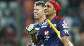How Virender Sehwag helped David Warner become a better Test player