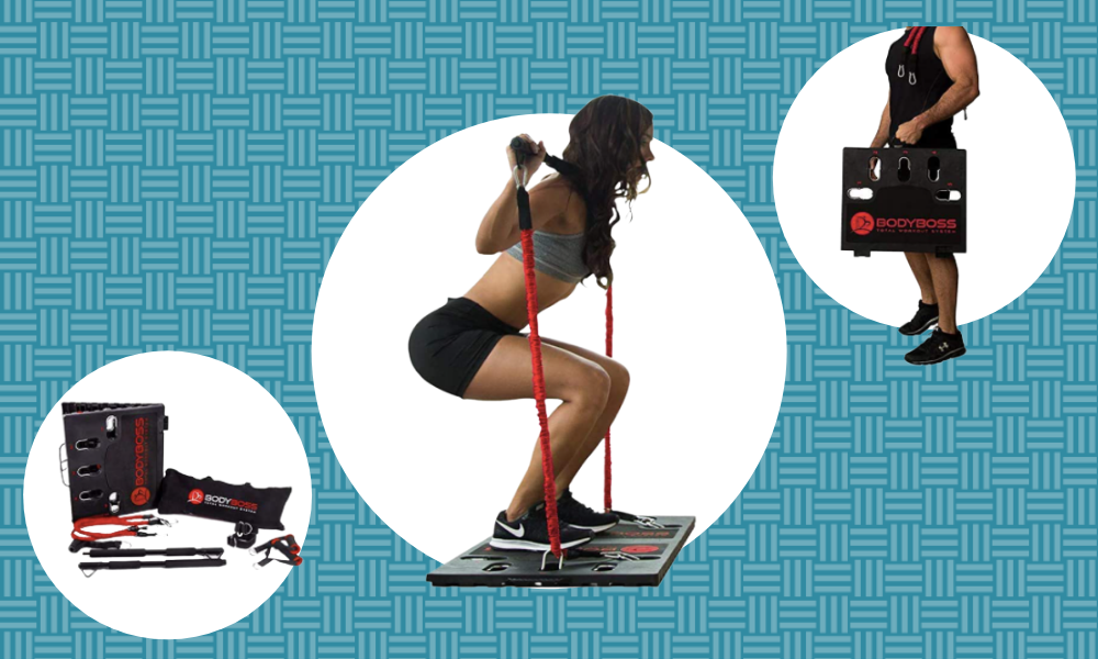 Your at-home workout solution — on sale today only! (Photo: Amazon)