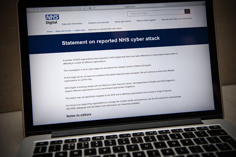 Government warns industries to prepare for cyber attacks or face fines