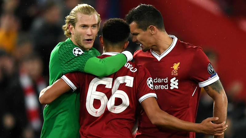 Karius wary of Champions League collapse