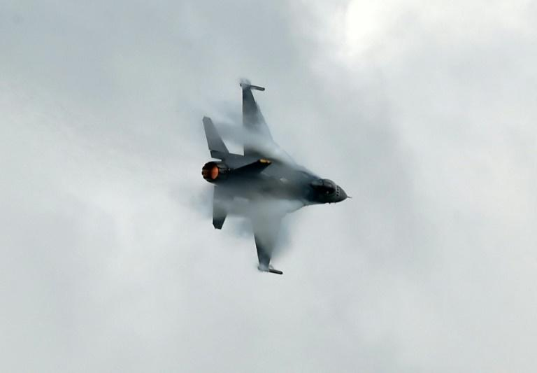 U.S. protests 'unprofessional' intercept by Chinese jets