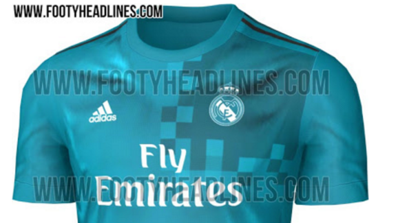 Another day, another new leaked kit - this time it's Real Madrid's turn, in the shape of their rumoured 3rd kit for the 2017/18 campaign, as per Footy Headlines. In stark contrast to their iconic all-white home strip, this shirt is a distinctive, bright shade of blue; there's little doubt that no matter what they're wearing, Los Blancos players will carry on winning, but hey, you might as well look good doing it! Without further ado, here's a look at the kit itself: Real Madrid's rumoured...