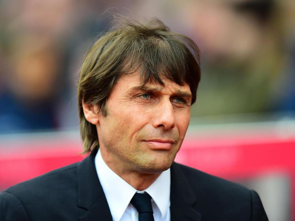 Guardiola was full of praise for Conte and his Blues (Getty)